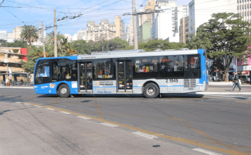 Ônibus Brás Compras de Natal