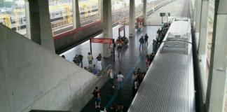 Estação Belém da Linha 3-Vermelha
