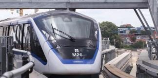 Estação São Mateus M26 Linha 15-Prata