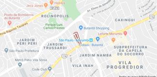 Rua Doutor Alexandre Marcondes Filho Jardim Trussardi