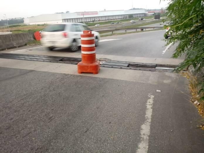 Lligação da Avenida Jacu-Pêssego com a rodovia Ayrton Senna