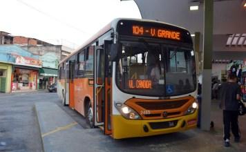 Tarifa de ônibus em São José dos Campos