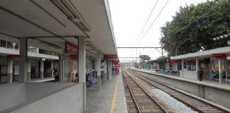 Estação São Caetano Linha 10-Turquesa