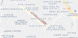 Rua Giácomo Lauri Volpi