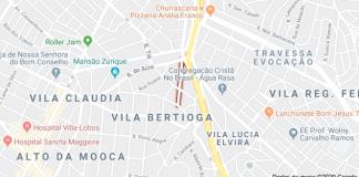 Rua Mogi Mirim