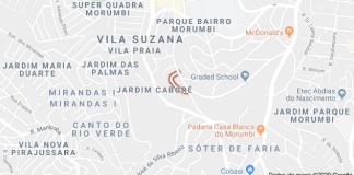 Rua Raimundo Simão de Souza