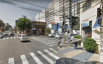 Vila Madalena Rua Mourato Coelho Regras de estacionamento