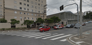 Rua Rego Barros