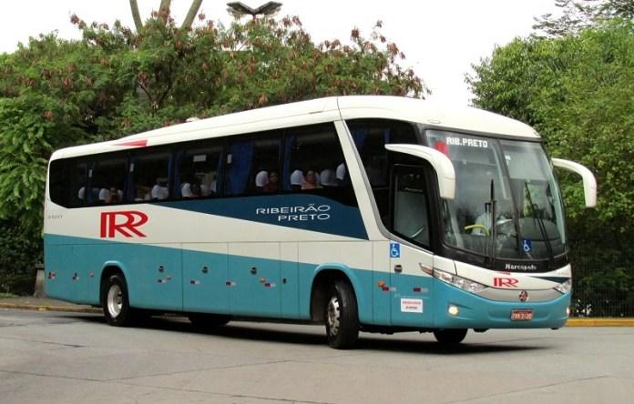 Viação Ribeirão Preto Empresas de ônibus