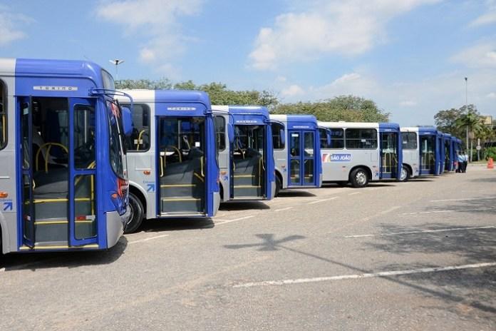 Ônibus EMTU Sorocaba
