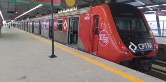 Airport Express CPTM Linha 13-Jade