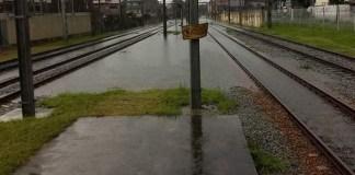 Alagamento CPTM Linha 12-Safira