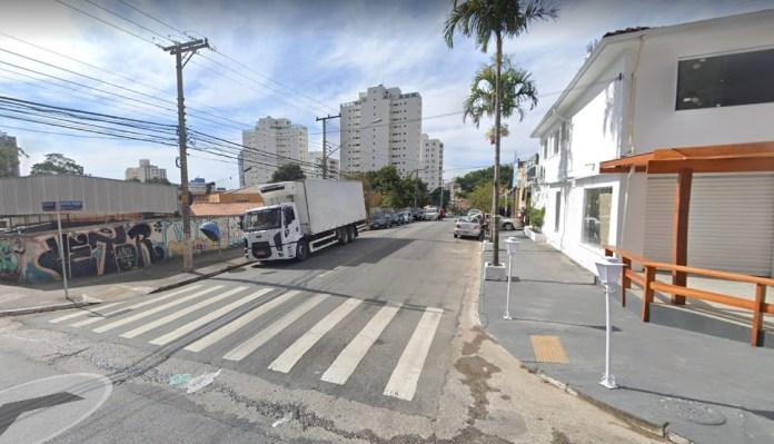 Rua Emílio Mallet