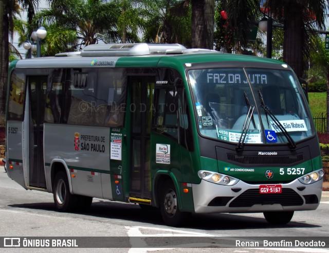 Ônibus Fazenda da Juta Transporte público