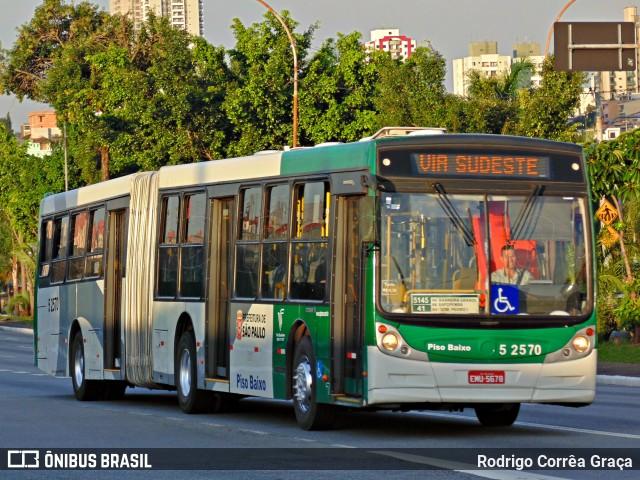 Ônibus Via Sudeste