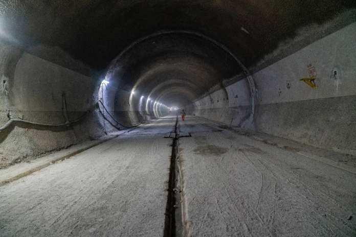 Vila Sônia Plataformas Túnel