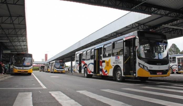 Transporte coletivo de Mogi das Cruzes