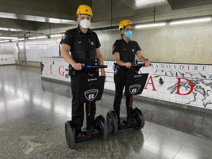 Equipamentos Seguranças