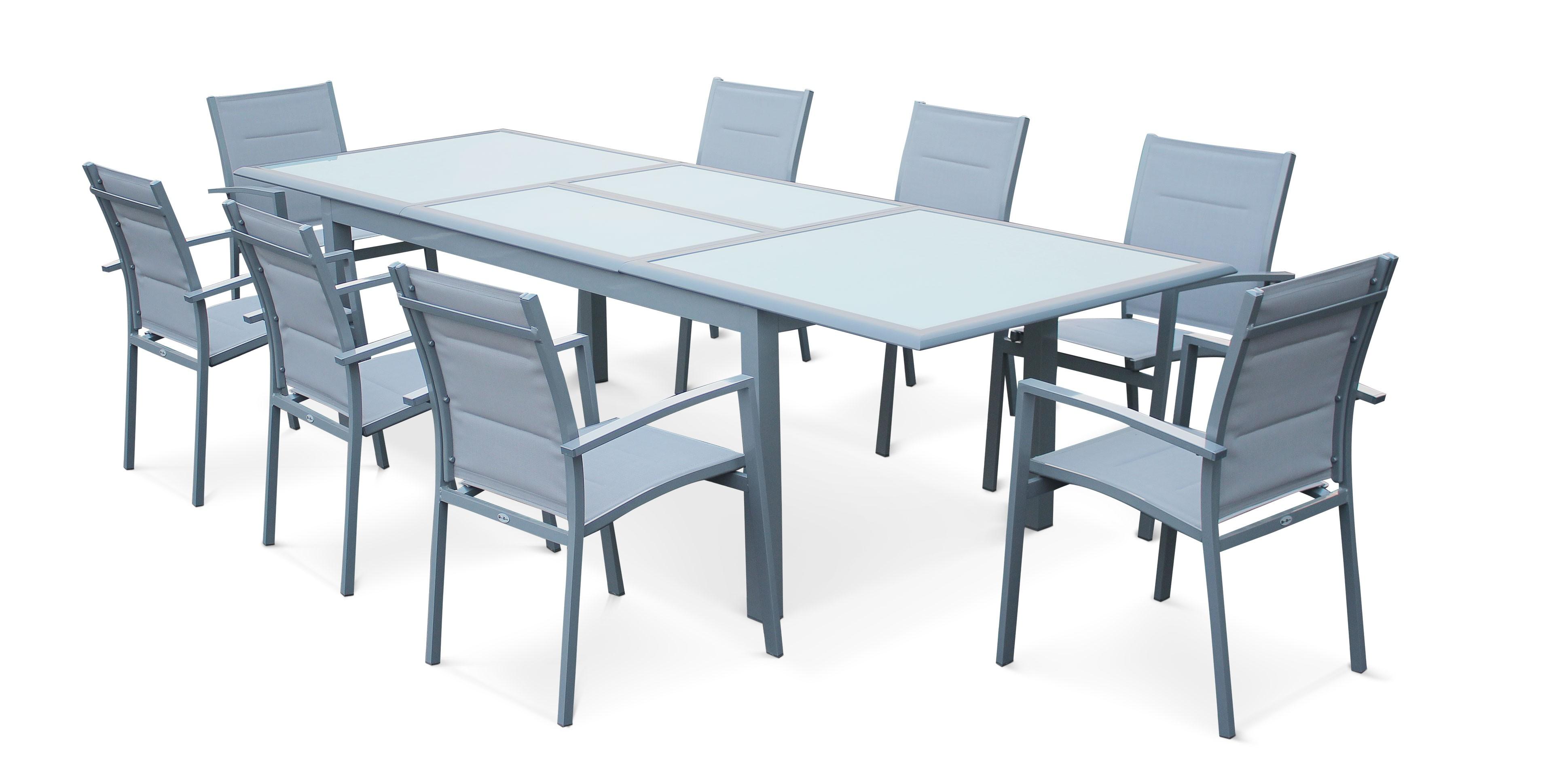 Awesome Table De Jardin Avec Rallonge En Suisse Contemporary ...