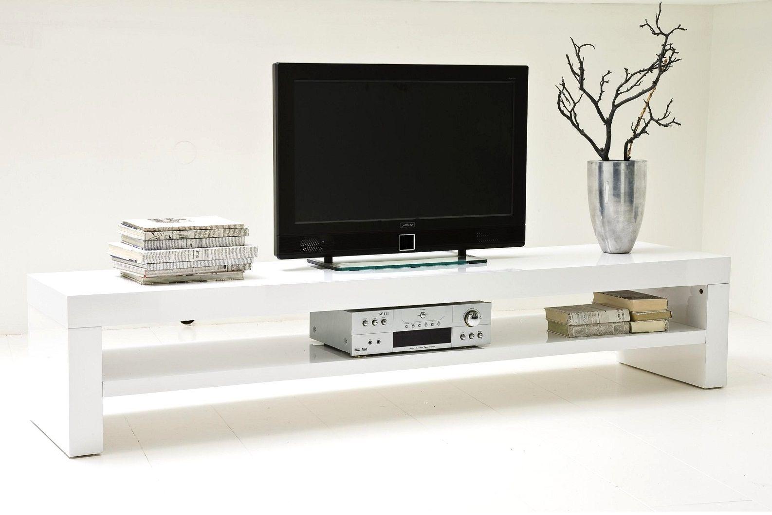 Banc Tv Design Laqué Blanc Madere Meuble Tv Blanc Laqué Atlas Best