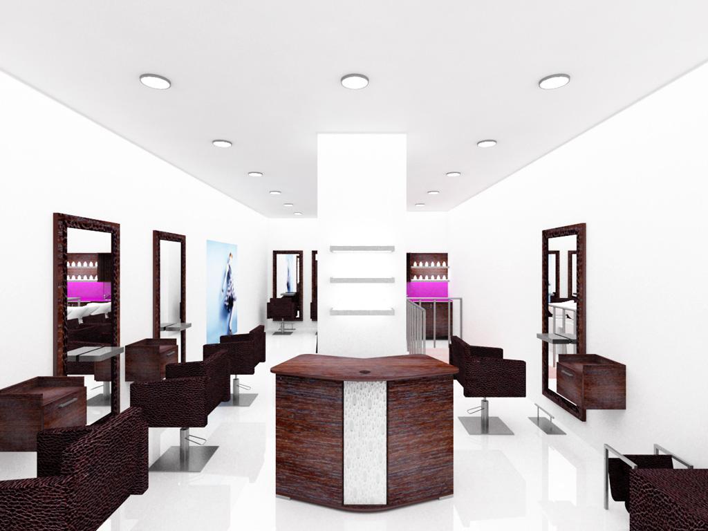 Agencement De Votre Salon Coiffure Et Aménagement De Salon