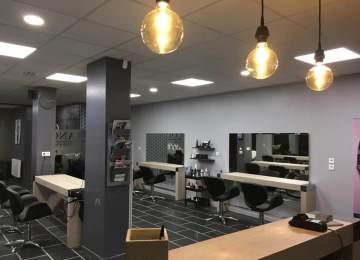 Coiffeur Salon Moderne Munsingen Salon De Coiffure Moderne Image