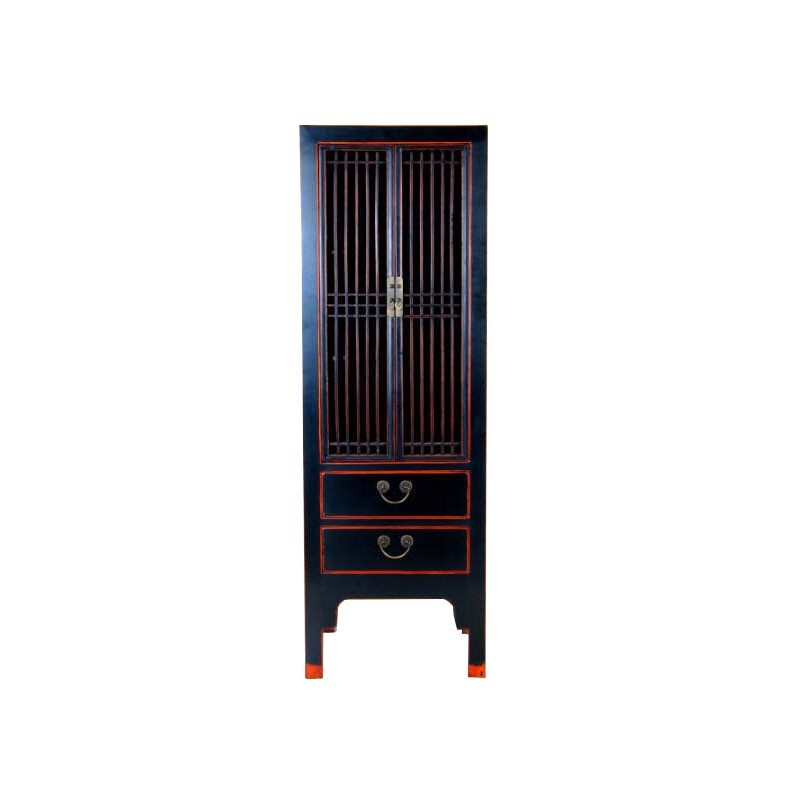 Armoire Chinoise Rouge Maison Design