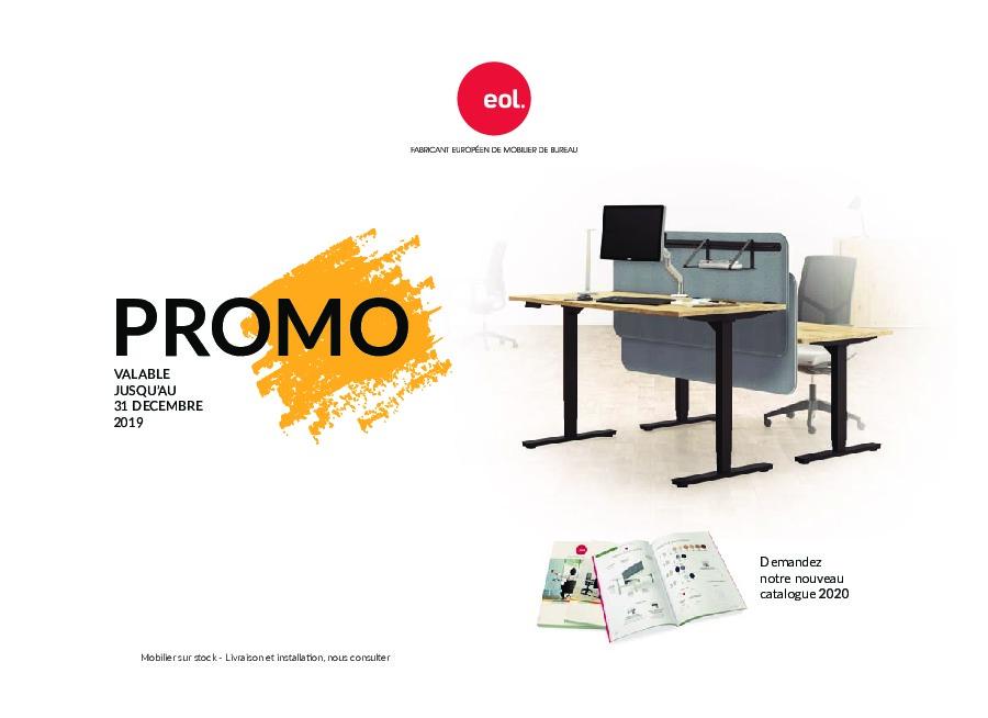 Promo Eol 31 décembre 2019 – Mobilier DeBureauAlençon.fr