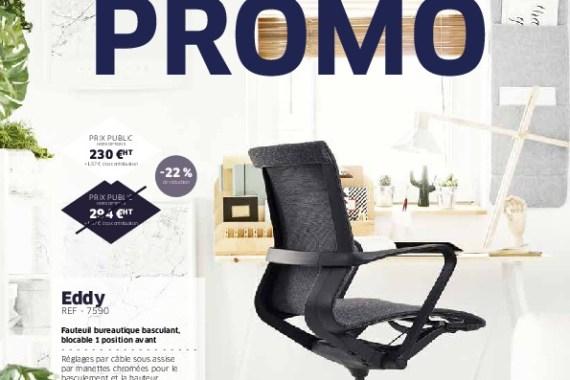 Promo Sitek jusqu'au 31-01-21 Mobilier de Bureau Alençon