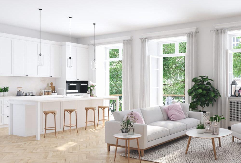 Che considerazioni fare prima di scegliere il tavolo da cucina. 3 Idee Per Una Cucina Open Space Mobilificio Lippi