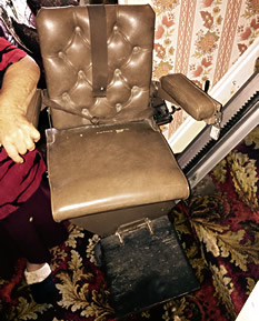 antique-stairlift