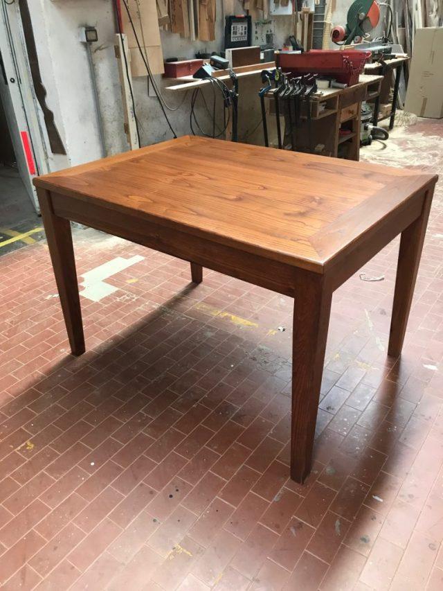 tavolo chiuso
