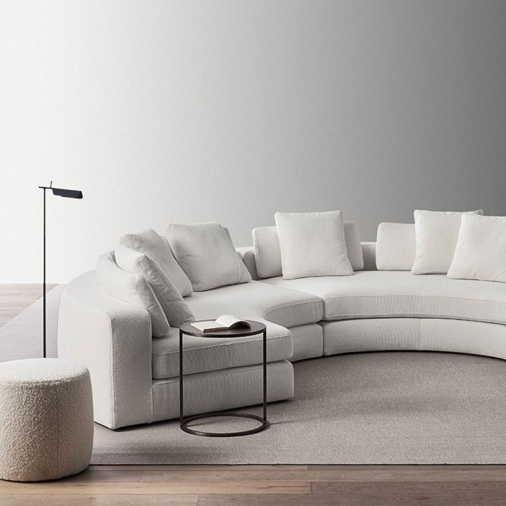 Lounge Couch Harold Curved Modular Sofa | Sofa + Lounge - Indoor In ...