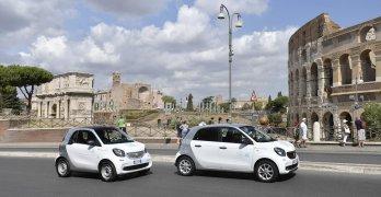 In vacanza con il car sharing di car2go