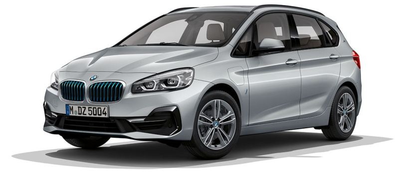 BMW 225xe Active Tourer iPerformance (ibrida plug-in) 1