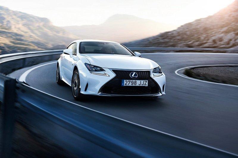 Lexus IS-RC Hybrid (full-hybrid)
