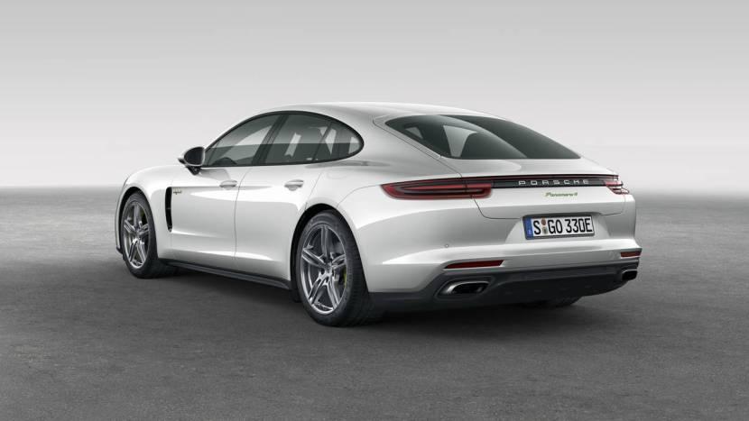 Porsche Panamera Hybrid 2018