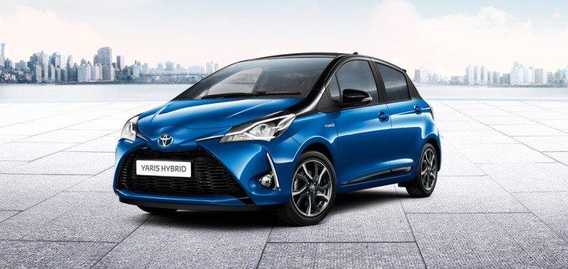 Toyota Yaris Hybrid (full-hybrid)