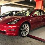 Tesla Model 3 Europa