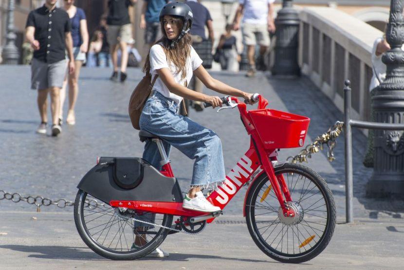 bike sharing a roma