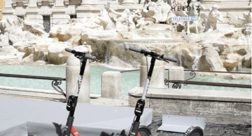Monopattini in sharing a Roma grazie a Helbiz: tariffe e modalità di pagamento
