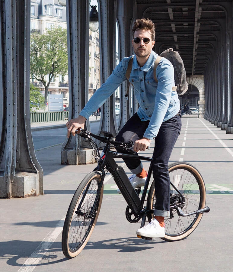 Le vélo Mad in France