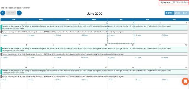 plan maintenance interventions cmms