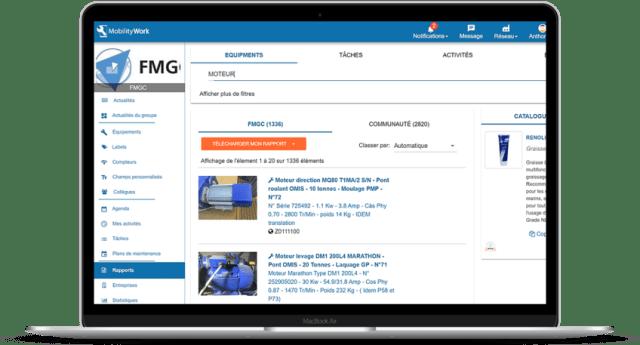 Forum maintenance industrielle communauté gmao