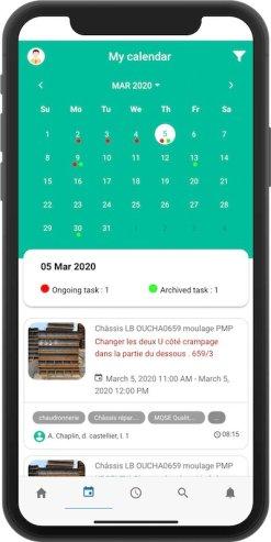 cmms calendar 21 cfr part 11 standard