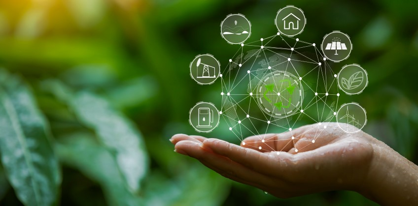 Industrial ecology : imagine tomorrow's world with your CMMS