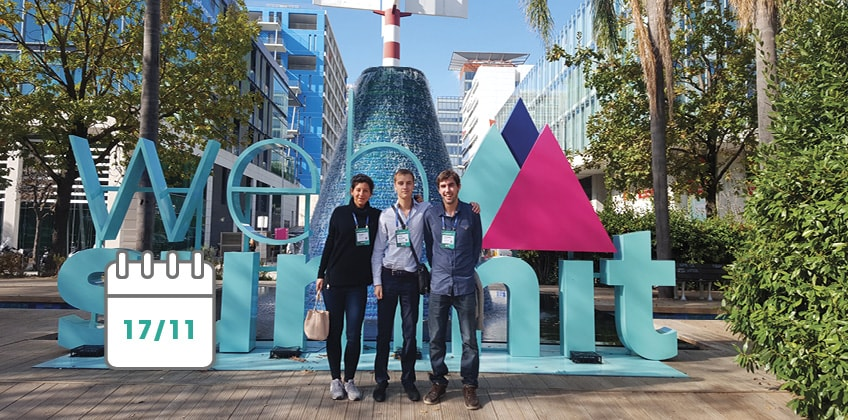 Web Summit 2016: Mobility Work CMMS team is back from the event