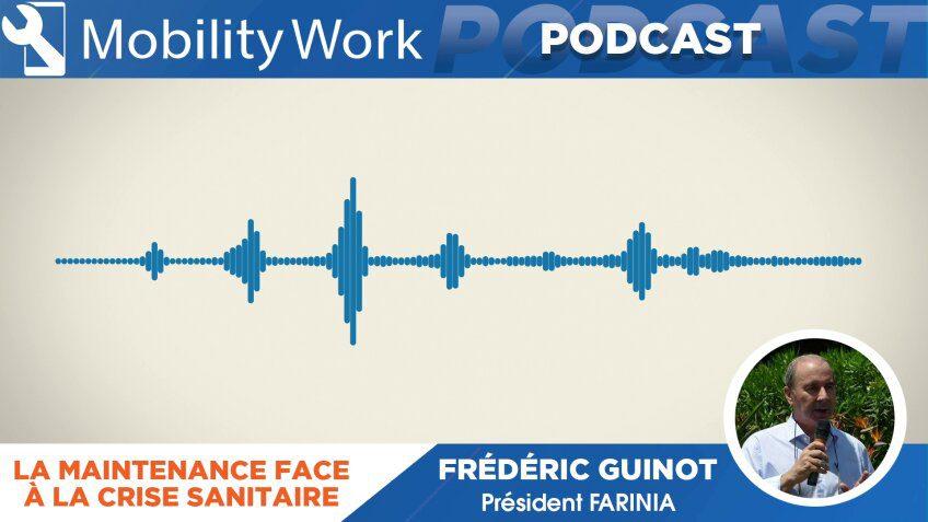 Podcast : La maintenance et la GMAO face à la crise sanitaire
