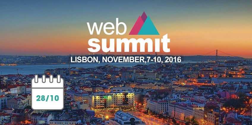 Meet the team of Mobility Work CMMS at Web Summit 2016