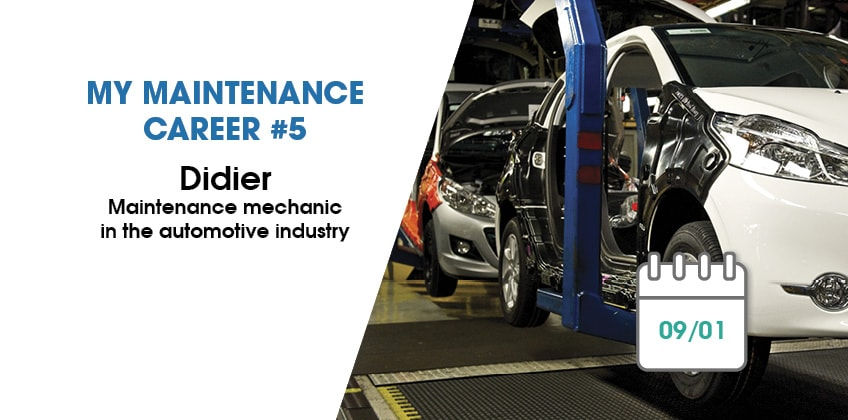 My maintenance career #5: the automotive industry